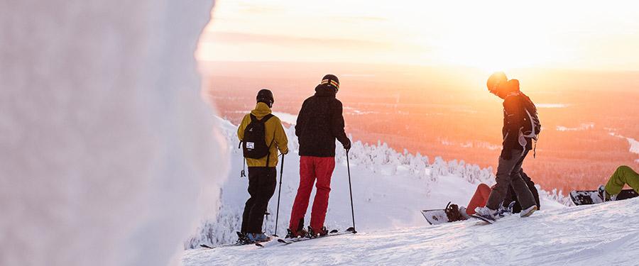 Lyžování & snowboarding